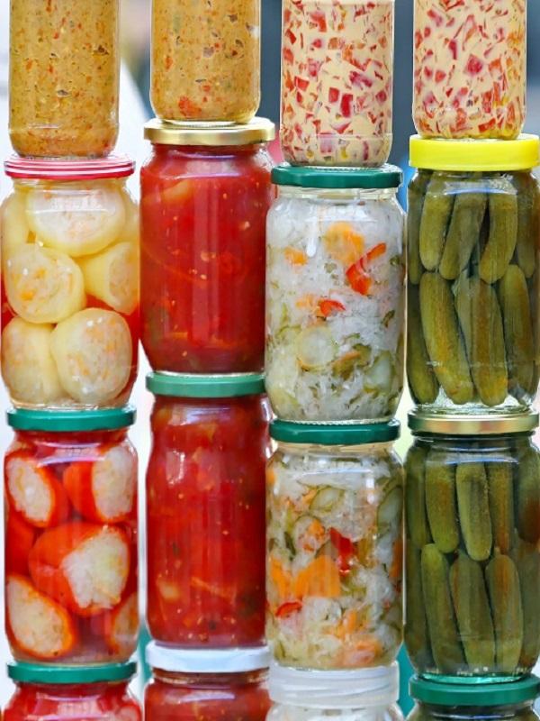Alimentos fermentados, todo son ventajas