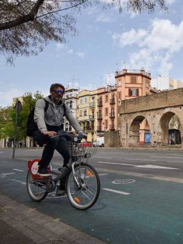 Bilbao, Valencia y Barcelona en cabeza de las ciudades comprometidas con la movilidad sostenible