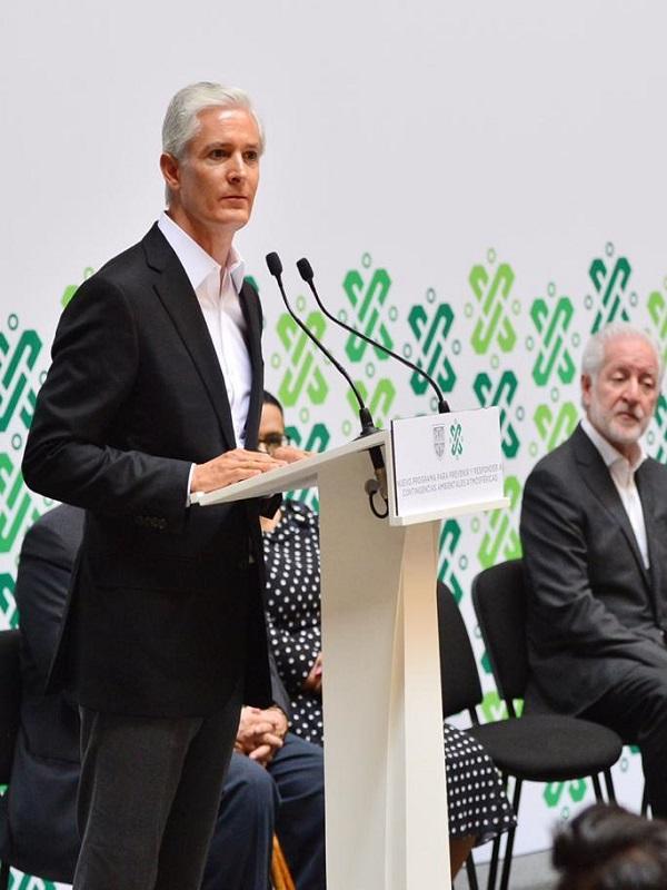 Presenta CAMe Nuevo Programa para Prevenir y Responder a Contingencias Ambientales Atmosféricas