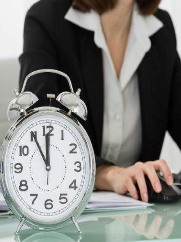 ¿El control horario del trabajador se está quedando obsoleto?