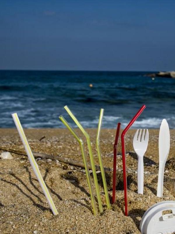 Europa, restricciones a los plásticos de un solo uso