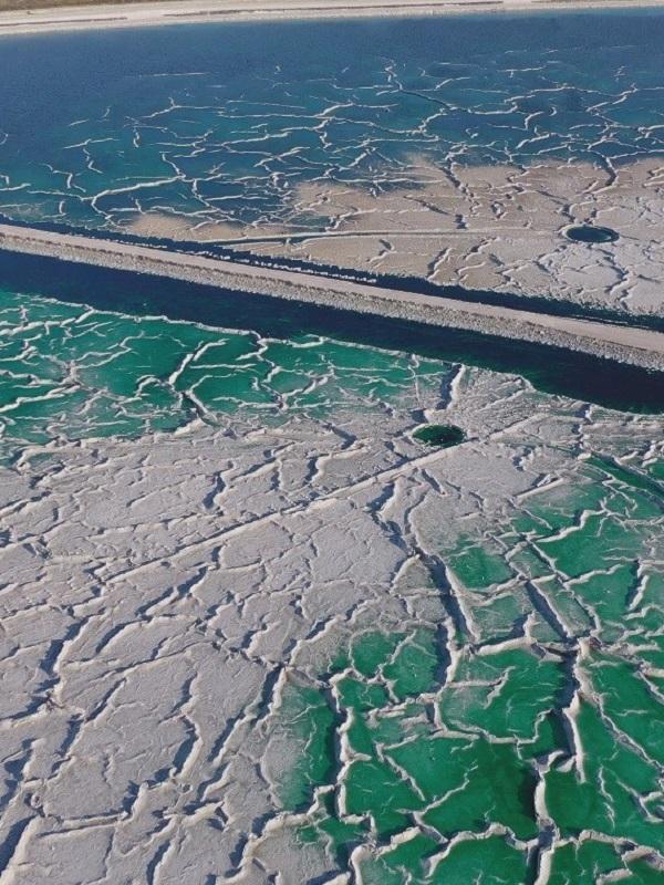Fertiberia se 'cubre de gloria' derramando 4 millones de metros cúbicos de aguas tóxicas