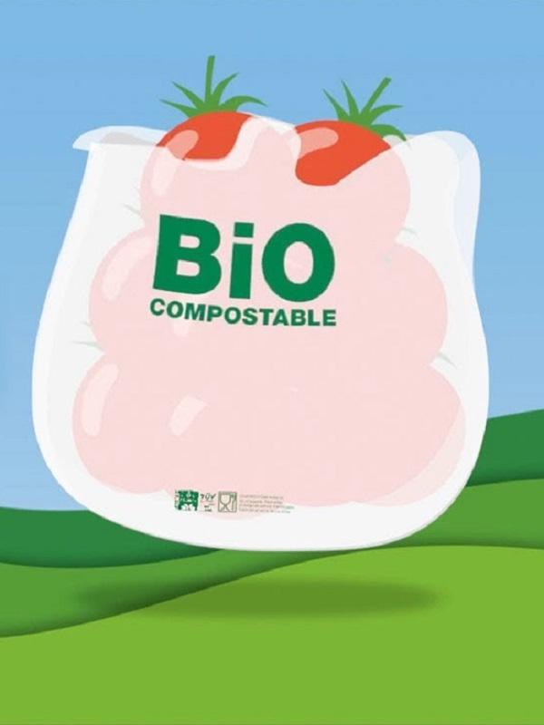 Lidl ofrece bolsas 100% biocompostables