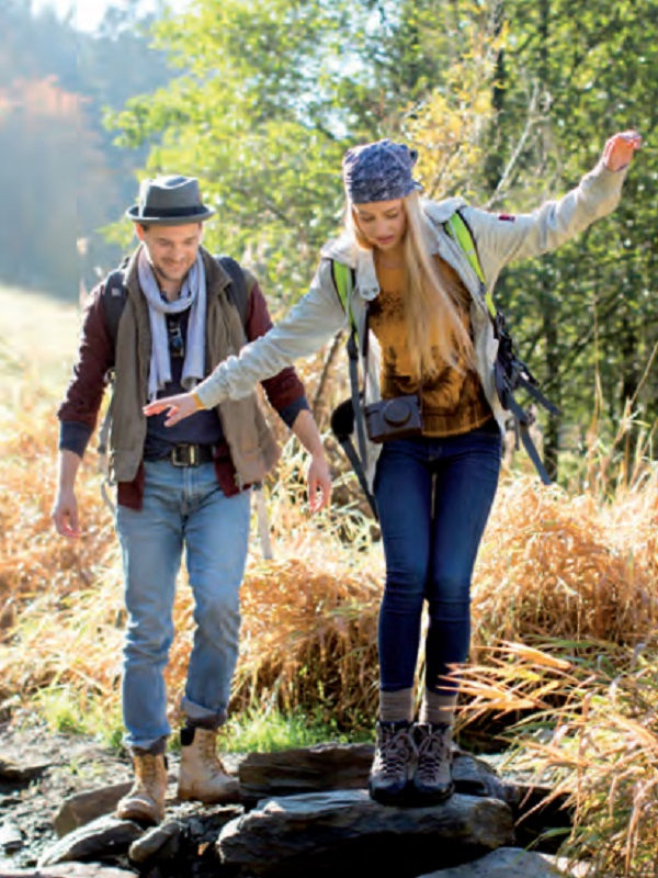 La Rioja da a conocer el espacio natural Carrascal de Villarroya