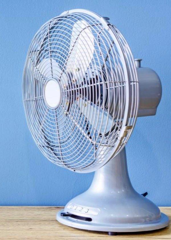 Si tienes un 'ventilador' tíralo a la basura (Punto Limpio)