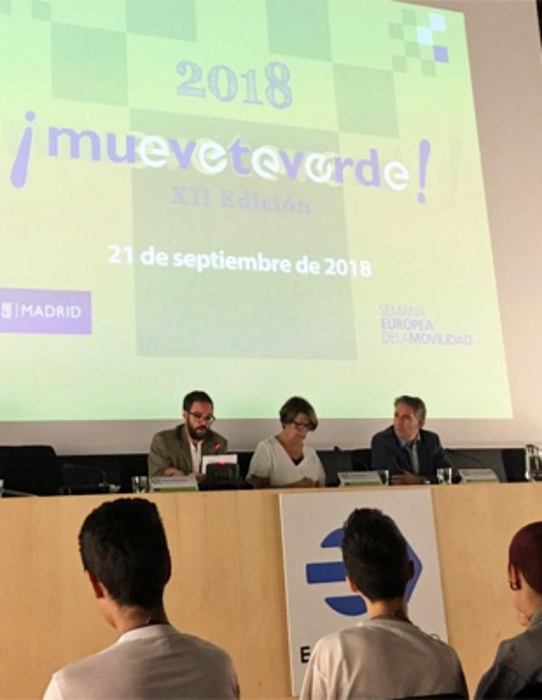 XIII edición de los premios 'Muévete Verde'