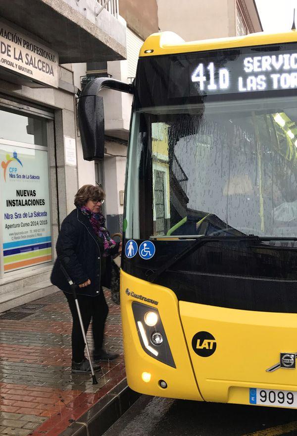 Murcia. El alcalde incorpora autobuses menos contaminantes a la flota de transporte público