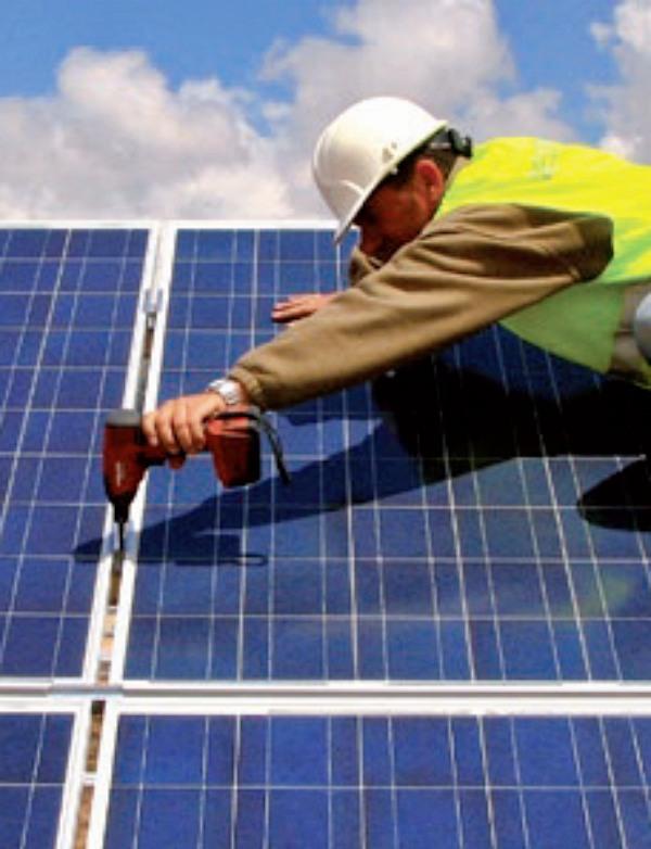 Alianza entre Engie, Mirova y BNP Paribas para crear una planta fotovoltaica en Andalucía