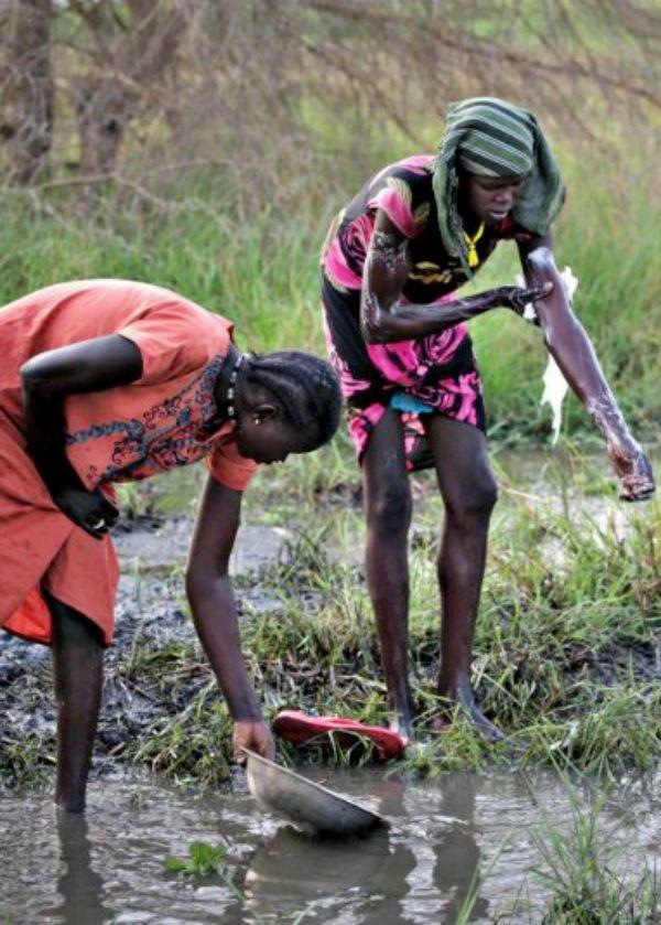 El agua subterránea subsahariana se resiste al cambio climático