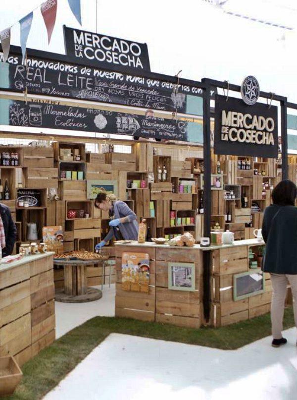 A Coruña. Este fin de semana, visita el Mercado de la Cosecha para aprender a ser más sostenible