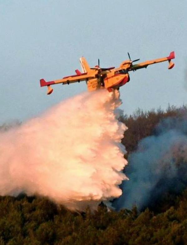 Permanecen efectivos de vigilancia en el incendio de Miraflores
