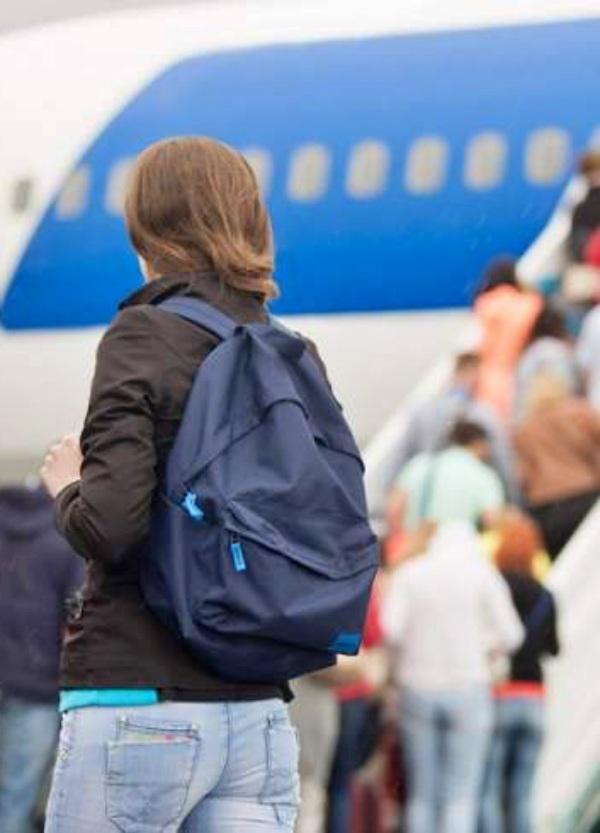Si el cambio climático no cesa, los viajes en avión serán cada vez más 'turbulentos'