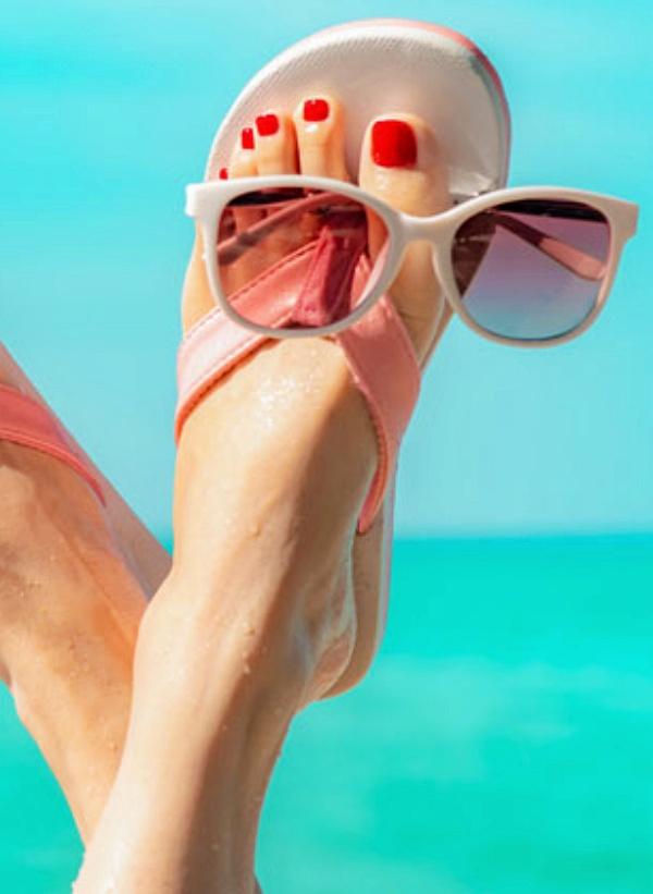 Este verano dale esquinazo al calzado sin sujeción