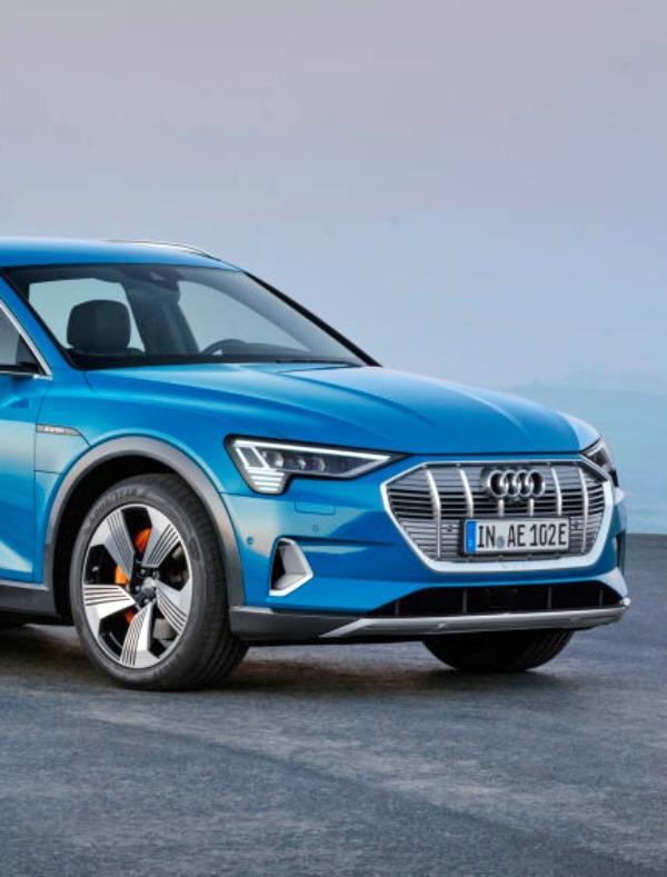 Acuerdo entre Audi e Hydro para trabajar en un aluminio 'sostenible' para las baterías del e-tron