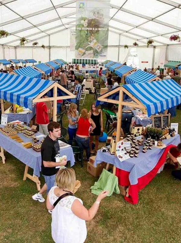 La Comunitat Valenciana acoge en su feria agroalimentaria productos asturianos ecológicos