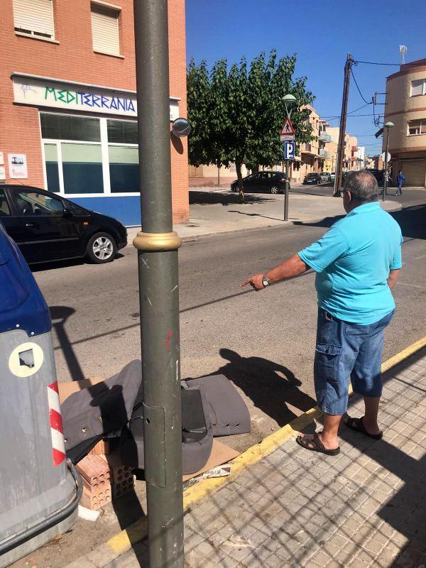 La CET pide una reunión urgente con la dirección de FCC por la suciedad de Tarragona
