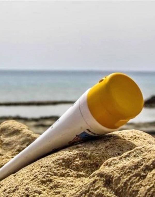 Cremas solares 'letales' para los corales