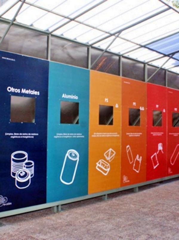 Granada. La Junta trabaja para la creación de más puntos limpios de reciclaje