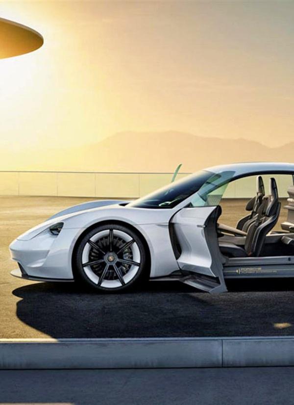 Porsche lanza un bono verde para financiar su primer coche 100% eléctrico