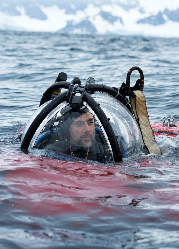 El actor Javier Bardem exigirá a la ONU un Tratado para la protección de los océanos