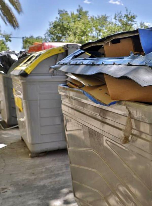 Valencia recicla más de 4.500 toneladas de residuos en julio
