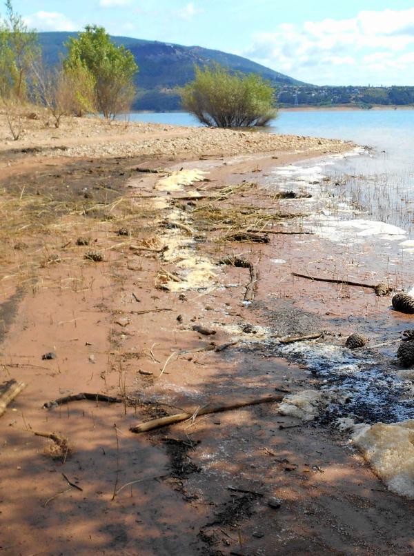 El lodo costero tiene una gran capacidad de empeorar el cambio climático