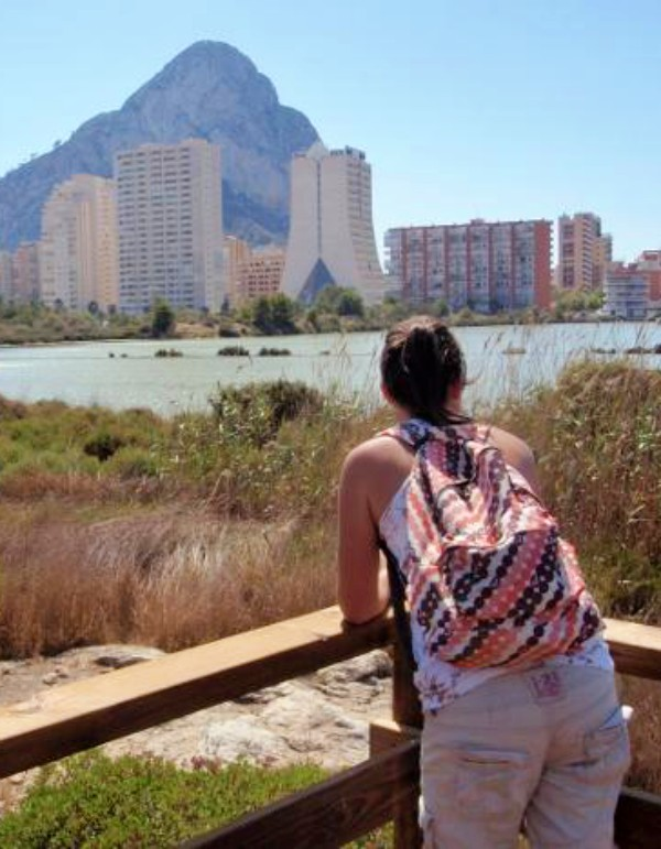 Alicante. Calp regenera Las Salinas para crear un entorno urbano más 'verde' y 'sostenible'