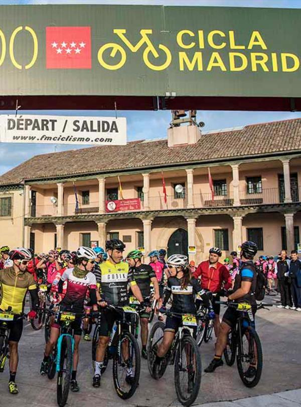 Madrid fomenta el turismo 'sobre dos ruedas' a través de 'CiclaMadrid'