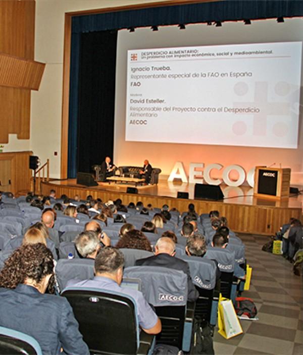 VII Encuentro contra el Desperdicio Alimentario organizado por AECOC