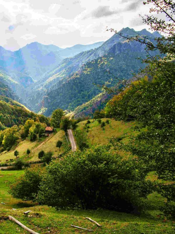 Asturias. Otra madrugada con fuerte contaminación del aire en Langreo