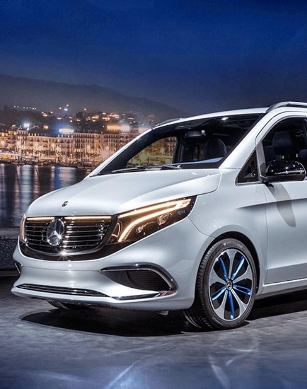 Mercedes-Benz presentará su nuevo eléctrico en el Salón del Automóvil de Frankfurt