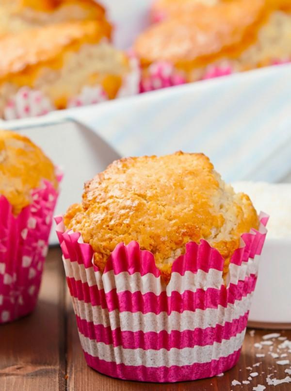 Receta Ecológica recomendada por ECOticias.com: Cupcakes de Coco