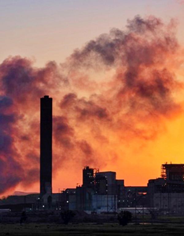 La contaminación urbana es letal