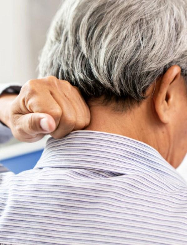 La medida del cuello de los ancianos nos indica su estado de nutrición