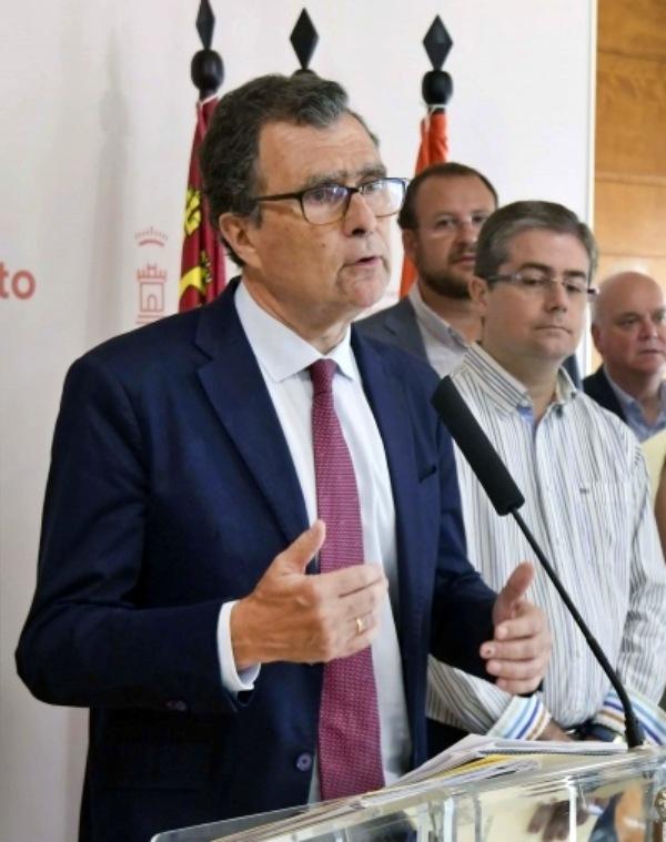 Murcia reducirá 50 toneladas de CO2 gracias al uso de luces LED