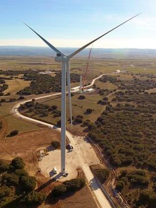 Enel Green Powerinicia la construcción de un parque eólico en Zaragoza