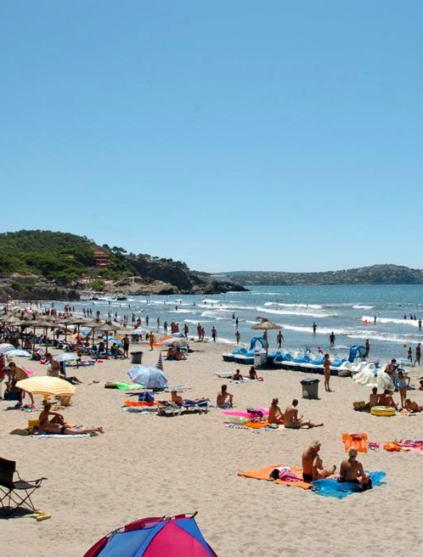 Baleares. Nuevo proyecto europeo para concienciar a los turistas y evitar residuos en las playas