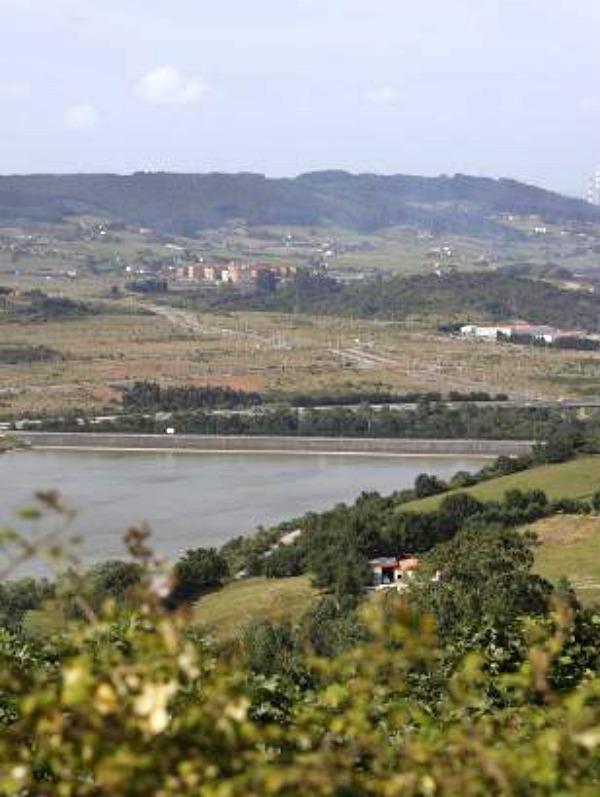 La polémica está servida con la planta de biomasa en La Zalia (Asturias)