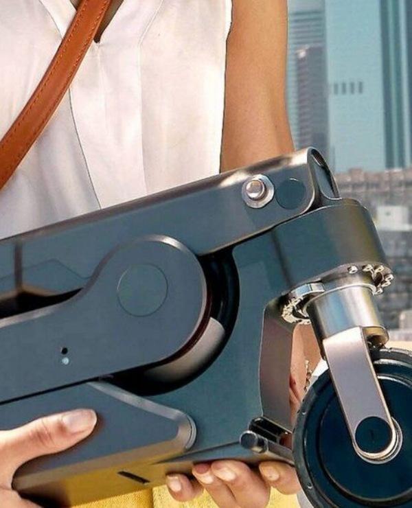 Hyundai se apunta al patinete eléctrico con un modelo que alcanzará los 20 km/h