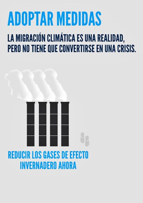 El ser humano pagará muy caro el cambio climático