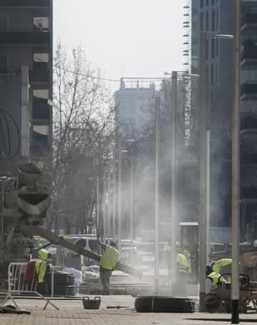 Catalunya: contaminada por el ozono