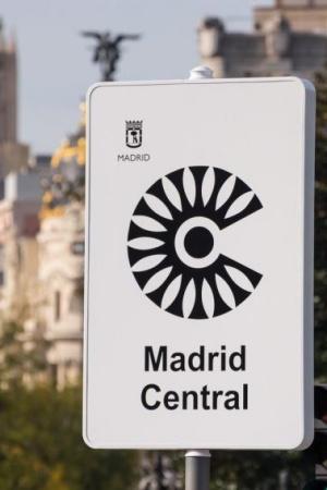 Madrid Central: primer día sin multas a los infractores