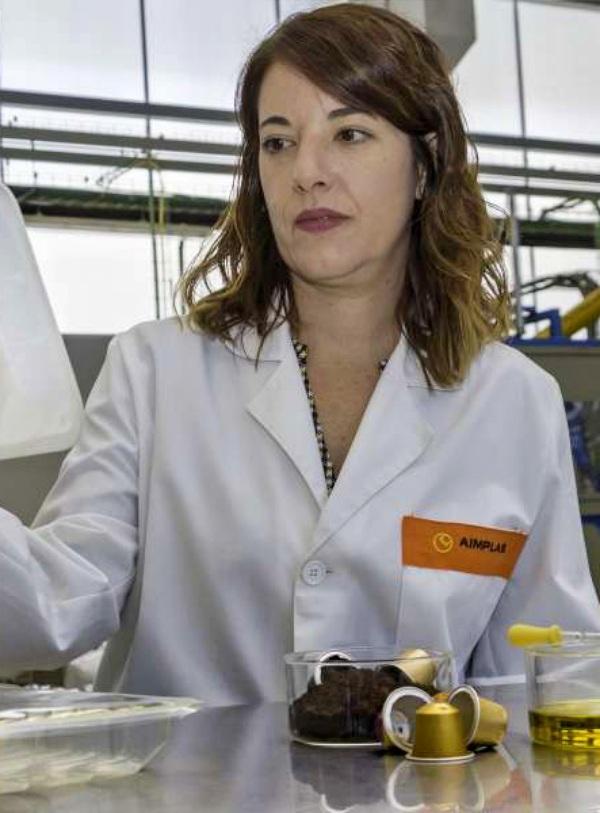 Tecnología verde para obtener envases a partir de residuos de café y aceite usado