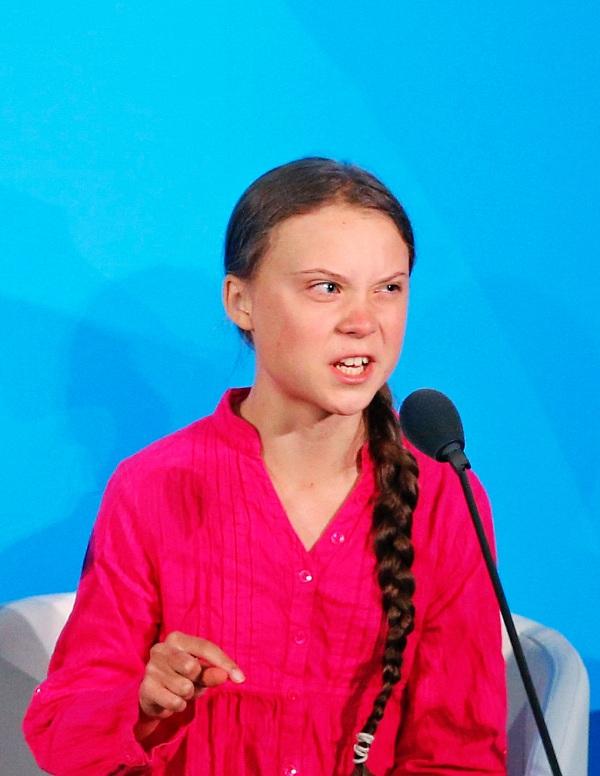 Greta Thunberg, o la 'odias' o bien la 'adoras'
