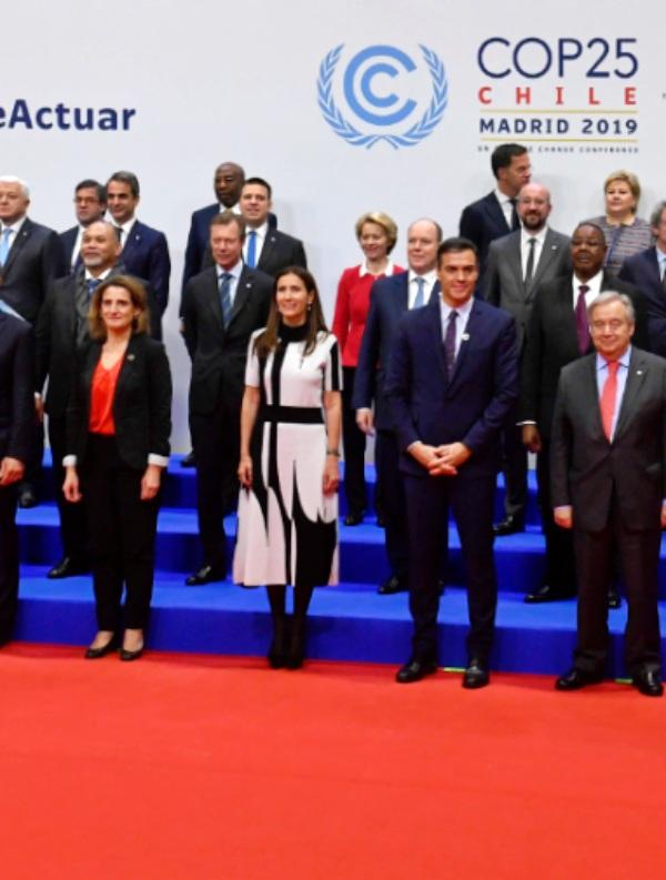 España traslada a los líderes de América Latina que siempre podrán contar con nuestro país para afrontar el 'cambio climático'