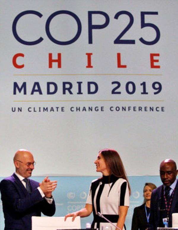 La COP25 Chile – Madrid NO puede 'fallar'