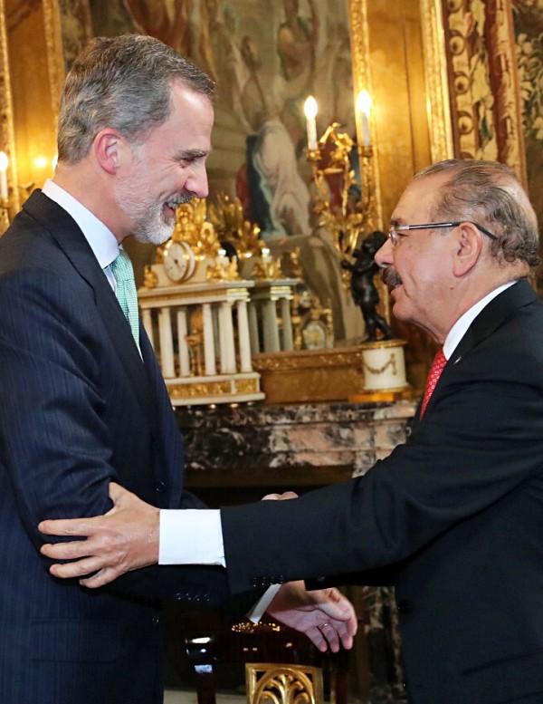 Felipe VI exige 'determinación' contra la crisis climática