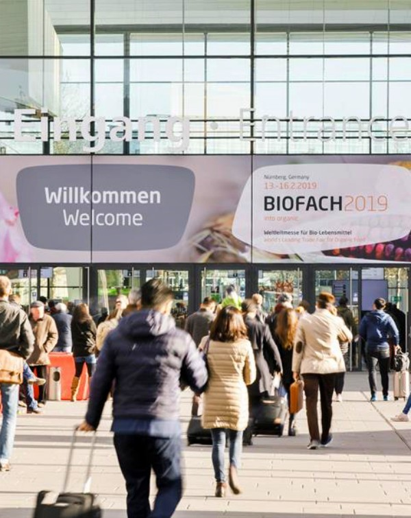 BIOFACH 2020: Aún más espacio para lo ecológico, aún más variedad