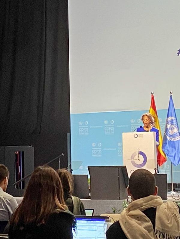 Bla, bla, bla, …de Estados Unidos en la COP25 Chile – Madrid 2019