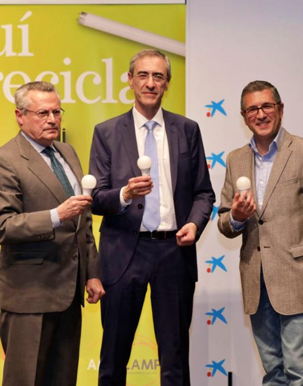 AMBILAMP presenta AMBIPLACE, el innovador proyecto para prevenir la generación de residuos